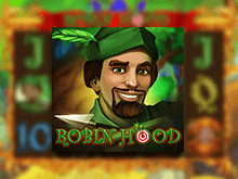 Игровой автомат Robin Hood By Evoplay Entertainment